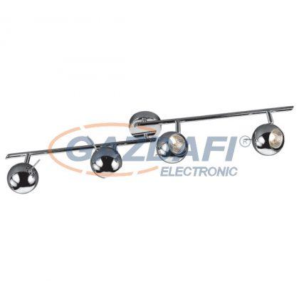 ELMARK 9520033 AHELOY 3804 Spot lámpa 230V max. 50W króm 4XGU10