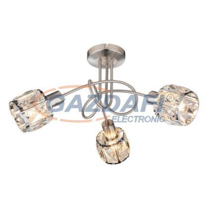 ELMARK 955SHEEN31/SN SHEEN spot lámpa 3XE14 D38 szatén nikkel
