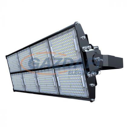 "ELMARK 98PHOENIX960CW/BL ""Phoenix"" LED fényvető, 960W, 230V, 115200lm, 5700K, fekete, 1090x442x201mm, IP67, A++-A, 50000h"