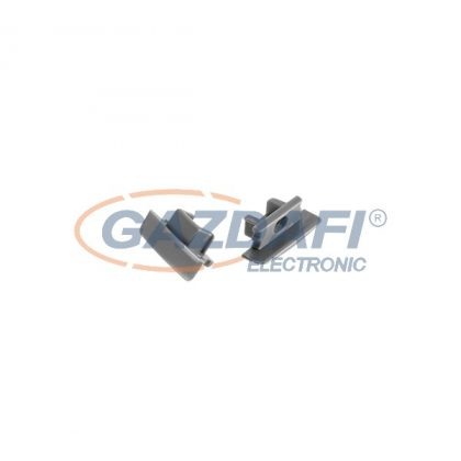 ELMARK 99ACC13 ELM718/2 LED profil végzáró, PVC