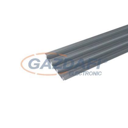 ELMARK 99ACC31 ELM950/1 LED profil, süllyesztett, alumínium, üres, 1m, matt fedél, 49.2x6mm