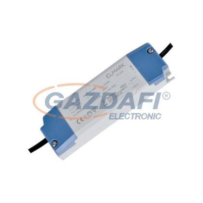 ELMARK 99DRIVERPN12 Tápegység LED panelhez, 12W, 220-240V, 24-50V DC, 300mA