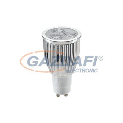ELMARK 99LED300 LED fényforrás, Power LED, GU10, 6W, 230V, 360lm, meleg fehér, A
