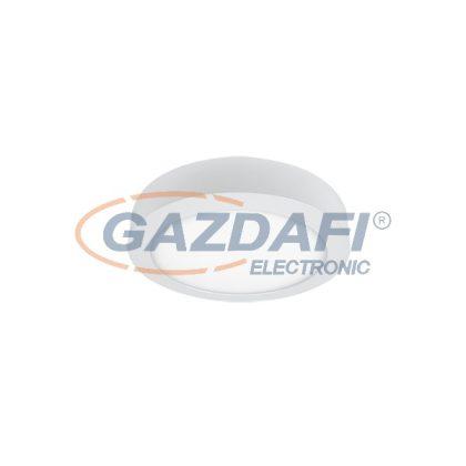 ELMARK 99LED625T Falon kívüli kerek LED panel, Epistar SMD, 12W, 230V, 960lm, 2700-3000K, fehér, d=170mm, IP40, A++-A, 30000h