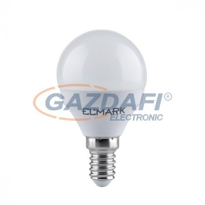 ELMARK 99LED800 LED fényforrás, SMD, G45, E14, 6W, 230V, 500lm, 6400K, A+, 30000h