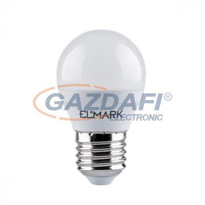 ELMARK 99LED801 LED fényforrás, SMD, G45, E27, 6W, 230V, 500lm, 6400K, A+, 30000h