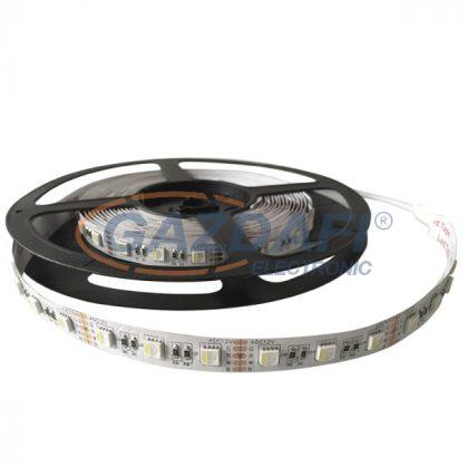 ELMARK 99LED884 LED szalag 5050 14,4W/M 12V/DC IP20 60LED/1M RGBW