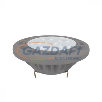 ELMARK 99LED905 Fényerőszabályozható LED fényforrás, Power LED, G5.3, AR111, E27, 11W, 230V, 800lm, 2700K, A+, 30000h