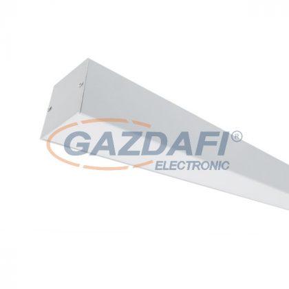 "ELMARK 99OM1504064/WH ""S77"" Falon kívüli LED profil, 64W, 6080lm, 4000K, fehér, 1500mm, A++ -A"