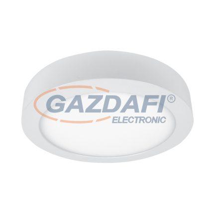 ELMARK 99XLED628E STELLAR LED PANEL falon kívüli kerek 24W 2700K D295 vészvilágító funkcióval 1800lm IP40 230V alumínium