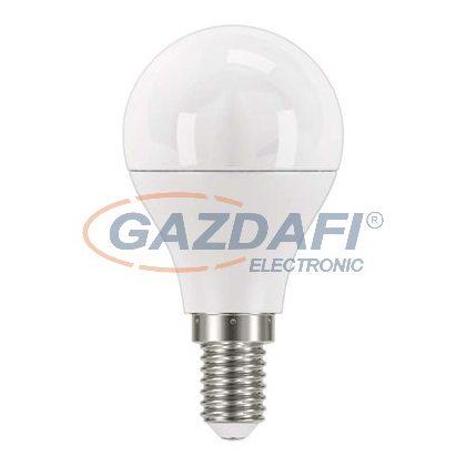 EMOS ZQ1230 LED fényforrás CLASSIC KISGÖMB E14 8W 2700K 806lm A+