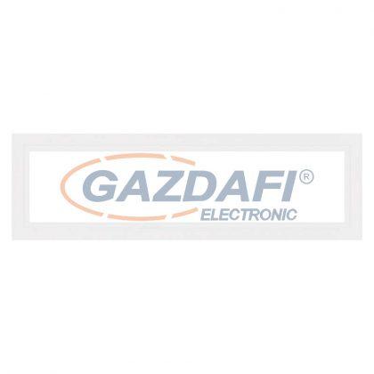 EMOS ZR9035 LED-PANEL KERET 30×120CM SCREWLESS