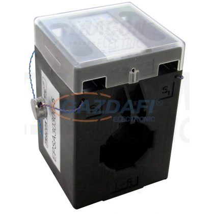 TRACON EPSA30400-5 Hitelesített áramváltó, sin 30×10, Po:0,5S 400/5A, 5VA