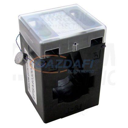 TRACON EPSA40400-5 Hitelesített áramváltó, sin 40×10, Po:0,5S 400/5A, 5VA