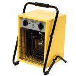 HOME FKI 50 Ipari, ventilátoros fűtőtest  2500 W / 5000 W