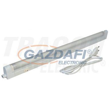 TRACON FLT528W Sorolható T5 fénycsöves bútorvilágító lámpatest 230 V, 50 Hz, T5, G5, 28 W, EEI=A