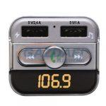 SAL FMBT PRO Telefon kihangosító és BT-FM modulátor 4in1