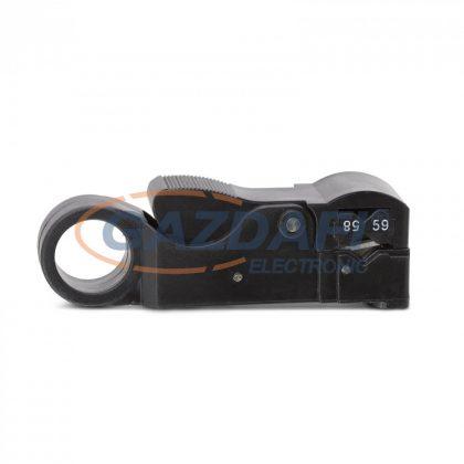 10104 Kábelblankoló koax vezetékhez