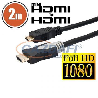 20318 Mini HDMI kábel • 2 m