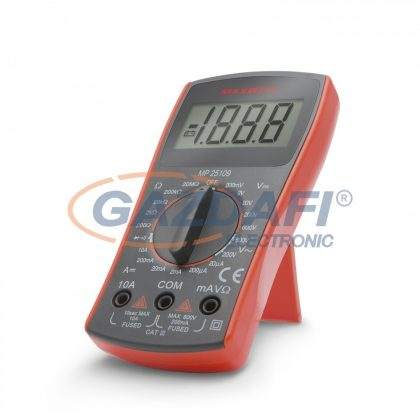 MAXWELL 25109 Digitális multiméter