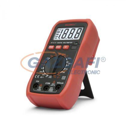 MAXWELL 25210 Digitális multiméter - zseb