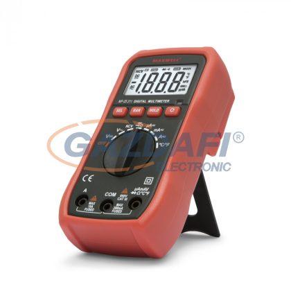 MAXWELL 25211 Digitális multiméter - zseb