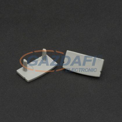 41010E LED aluminium profil végzáró (41010hez)
