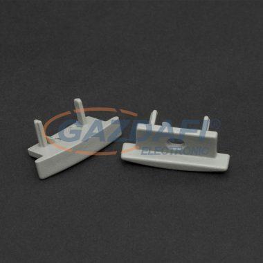 41011E LED aluminium profil végzáró (41011hez)