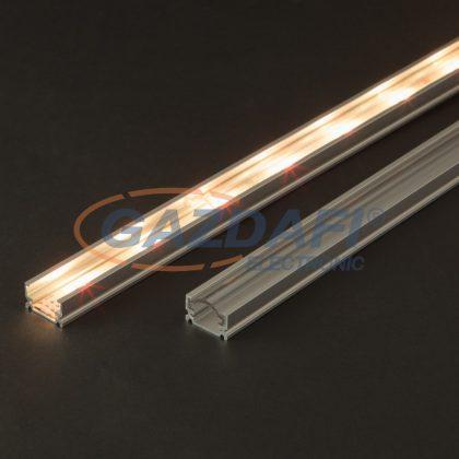 41014T2 LED aluminium profil takaró búra