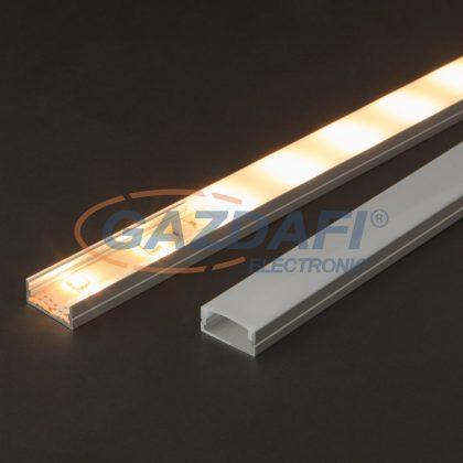 41015M1 LED aluminium profil takaró búra