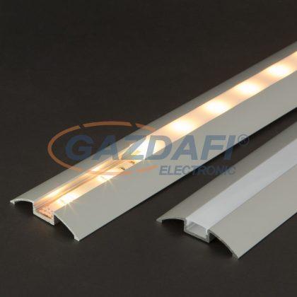 41017M2 LED aluminium profil takaró búra