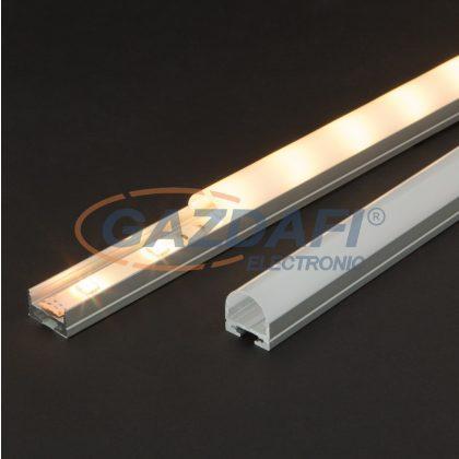 41020M2 LED aluminium profil takaró búra