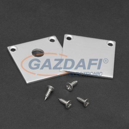 41022E LED aluminium profil végzáró (41022höz)