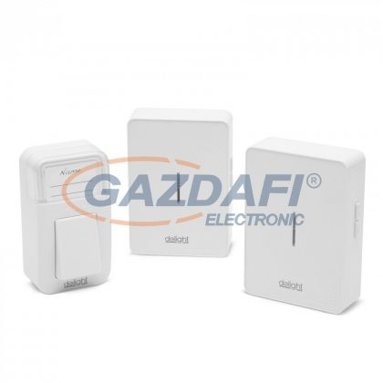 Kinetic 55340 Digitális elem- és vezeték nélküli csengő - Gazdafi  Electronic Villamossági Kis és Nagykereskedés 6a57b56769