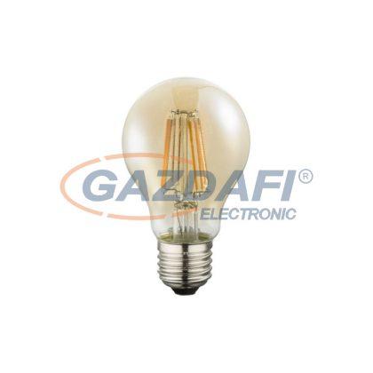 GLOBO 10582A  LED fényforrás , E27 , 6W , 230V/50-60 Hz , 630 Lm , 2200 K , üveg
