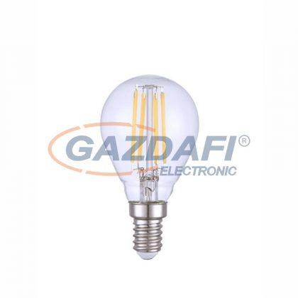 GLOBO 10585 LED fényforrás , E14 ILLU  , 4W , 230V/50-60 Hz , 415 Lm , 3000 K , üveg