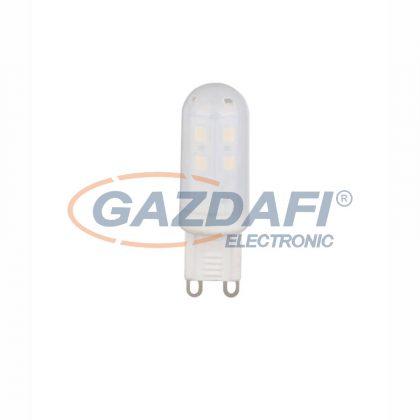 GLOBO 10702 LED fényforrás , G9 , 4W , 230V/50-60 Hz , 350 Lm , 3000 K , műanyag
