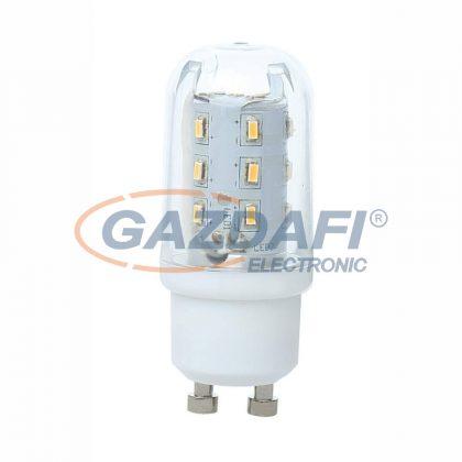 GLOBO 10717 LED izzó , GU10 , 4W , 230V/50-60 Hz , 400 Lm , 3000 K , műanyag