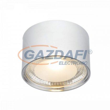 GLOBO 12007C Serena Mennyezeti lámpa ,  LED 12W , 3000 K , 980 Lm , króm , üveg