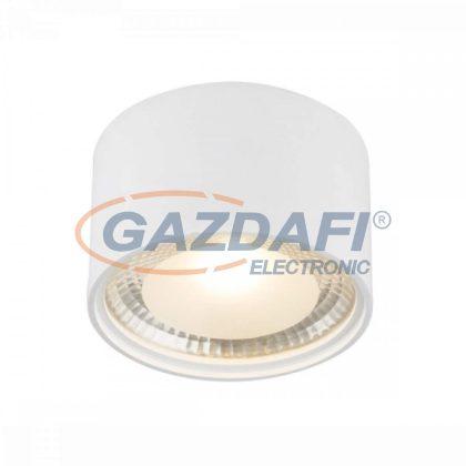 GLOBO 12007W Serena  Mennyezeti lámpa ,  LED 12W  , 3000 K , 980 Lm , fém fehér , üveg