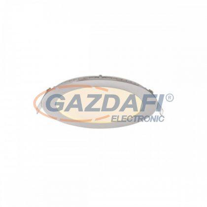 GLOBO 12372N ALID Pontlámpa , LED 12W , 3000 K, 800 Lm , alumínium öntvény, nikkel matt, műanyag