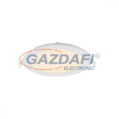 GLOBO 12372W ALID Pontlámpa ,  LED 12W , 3000 K, 800 Lm , öntött alumínium , fehér, műanyag
