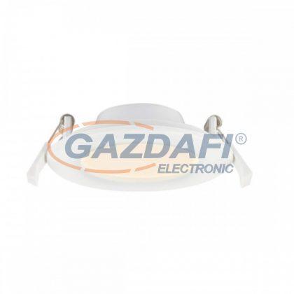 GLOBO 12390-6 UNELLA Mennyezeti lámpa,  LED 6W , 3000 K , 450 Lm , műanyag