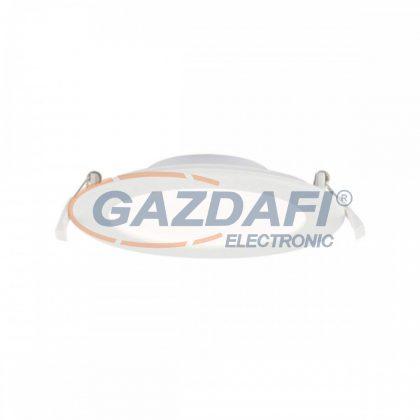 GLOBO 12391-16D UNELLA süllyesztett LED lámpa 16W , 6000 K , 1200 Lm , műanyag