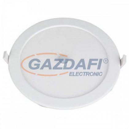 GLOBO 12392-18S POLLY süllyesztett LED lámpa 18W 3000 K 1600 Lm műanyag