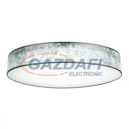 GLOBO 15188D5 AMY I Mennyezeti lámpa ,  LED 80W , 3000-6000 K , 250-4000 Lm , fémfehér, textil, akril, műanyag, ezüst
