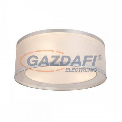 GLOBO 15259D NAXOS Mennyezeti lámpa , 40W , 3x E14 , króm, fonal, akril , műanyag