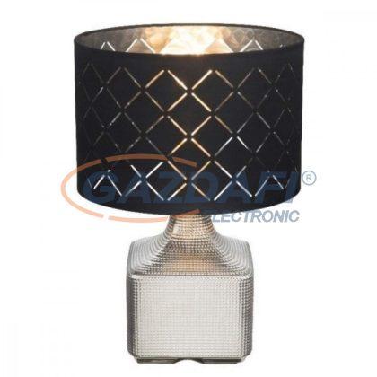 GLOBO 21613 MIRAUEA Asztali lámpa , 60W , E27 , kerámia, textil, műanyag