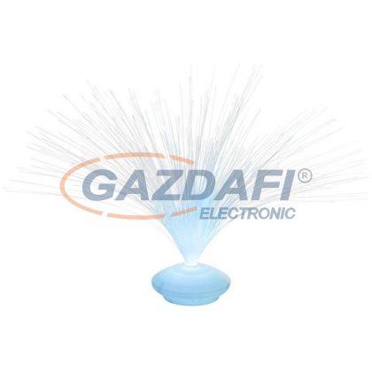 GLOBO 28028 TAUPO LED Asztali lámpa , RGB LED 0,02W  , műanyag