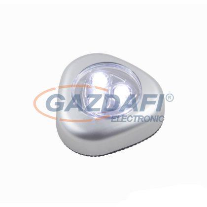 GLOBO 31909 FLASHLIGHT Éjszakai irányfény ,  3x LED 0,21W , 6400 K , 20 Lm , műanyag
